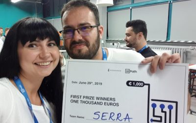 [Guest Post] Serra – 1st place winner of RPA League Iași