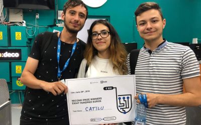 [Guest Post] Catilu – 2nd place winner of RPA League Iași