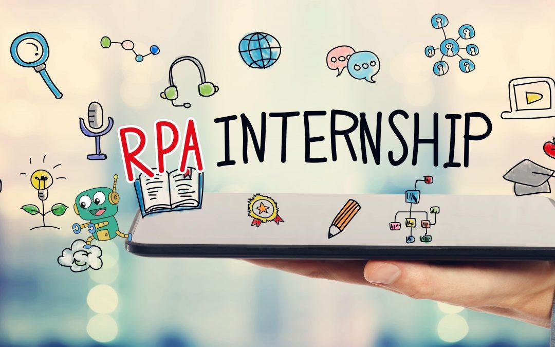 RPA Internship 2021