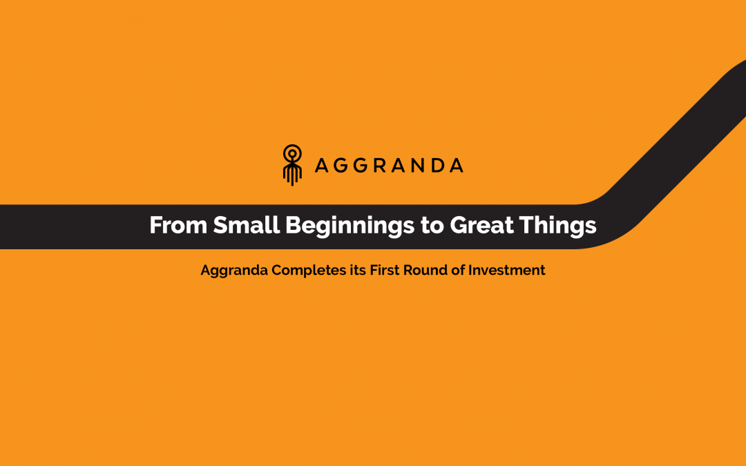 Aggranda Completes its First Round of Investment